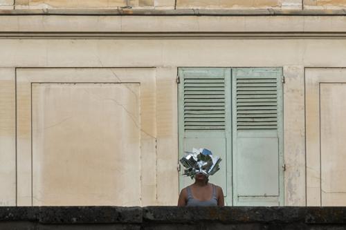 (avant) Sur l'interprétation – titre de l'instant / Yaïr Barelli © Didier Dupressoir