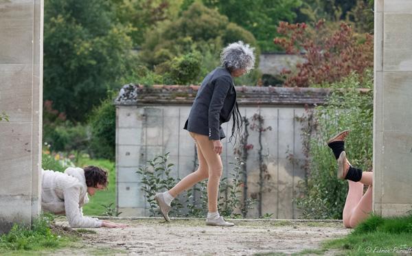 Moi, mes corRRRrpines, à l'instant où ça s'arrête - Eleonore Didier - © Fabrice Pairault