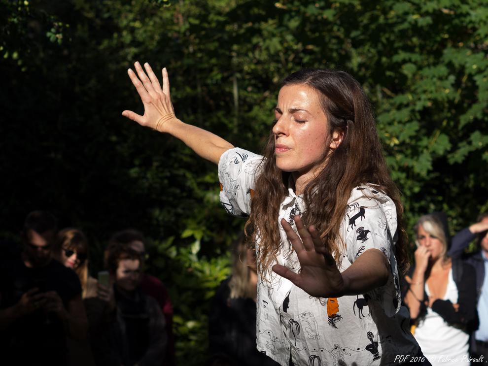 Mylène Benoit - Notre danse in situ
